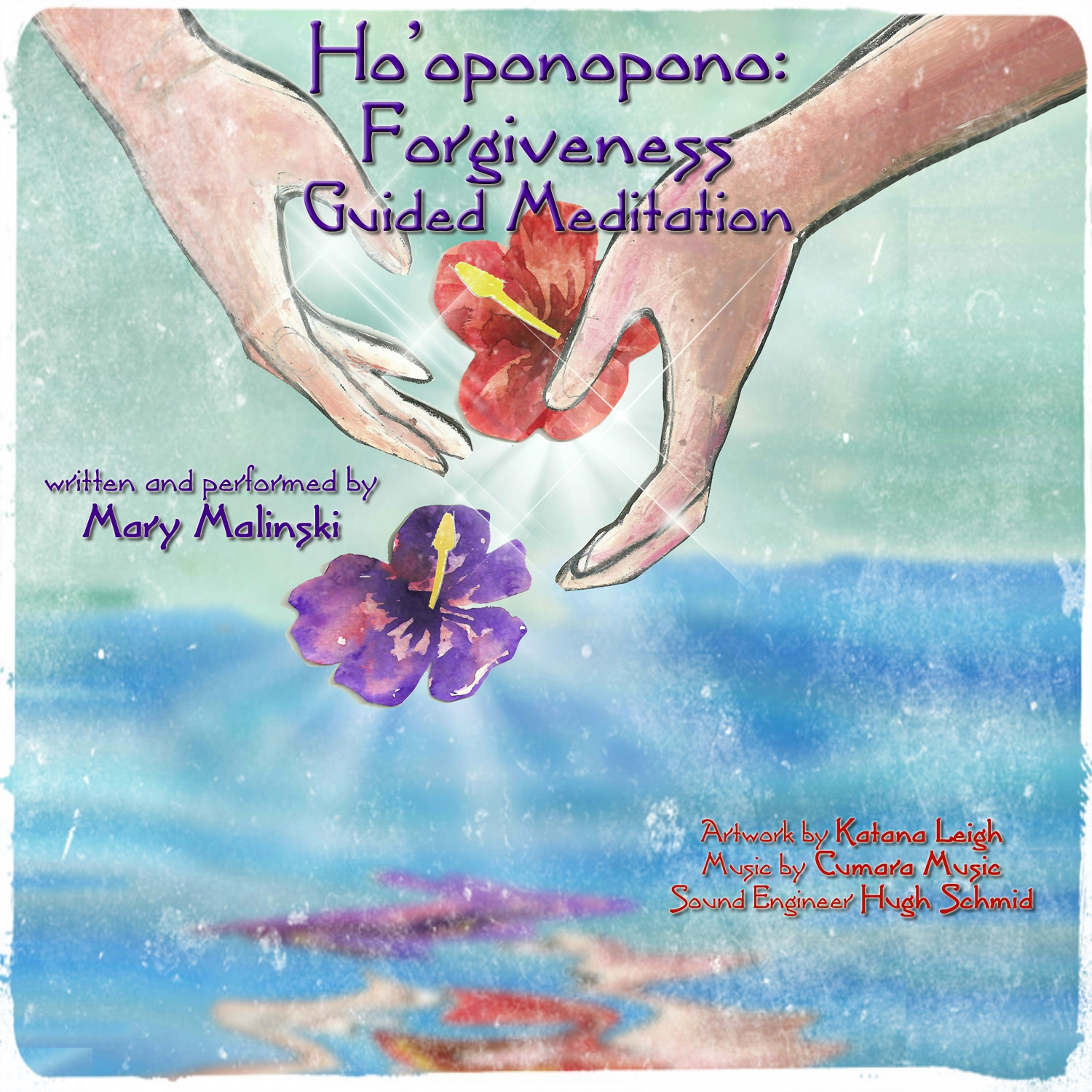 ho'oponopono forgiveness guided meditation
