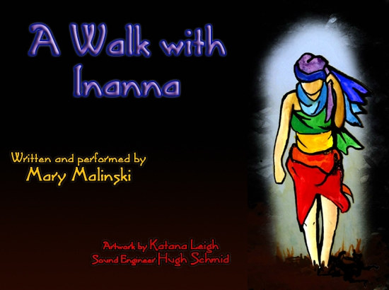 walk with inanna guided meditation