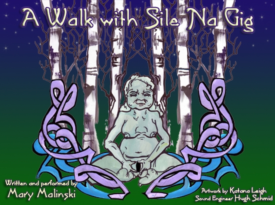 walk with sile na gig guided meditation