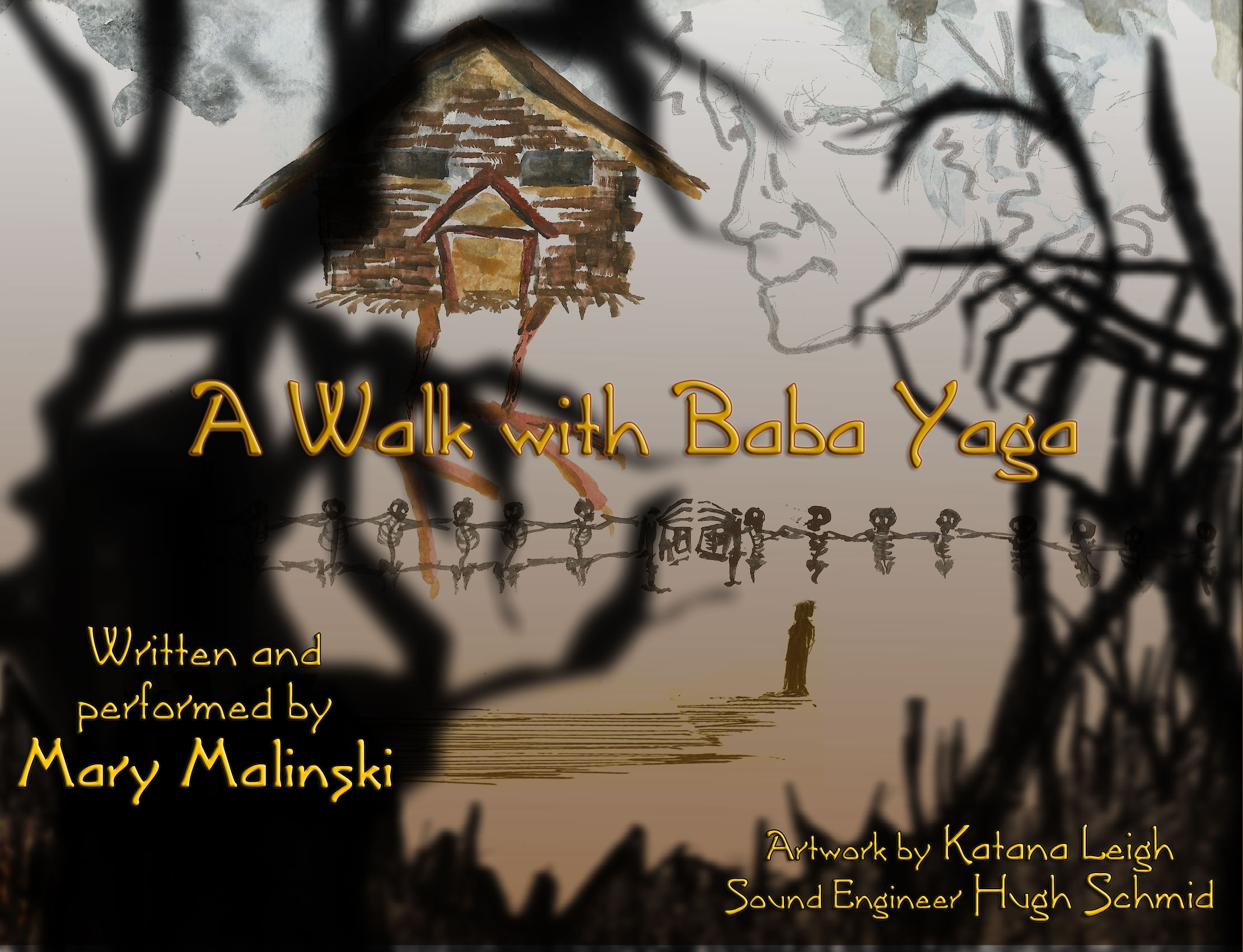 walk with baba yaga guided meditation